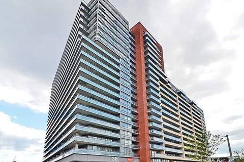 Apartment for rent at 38 Joe Shuster Wy Unit 1623 Toronto Ontario - MLS: C4637316