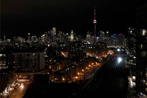 Apartment for rent at 38 Joe Shuster Wy Unit 1623 Toronto Ontario - MLS: C4663956