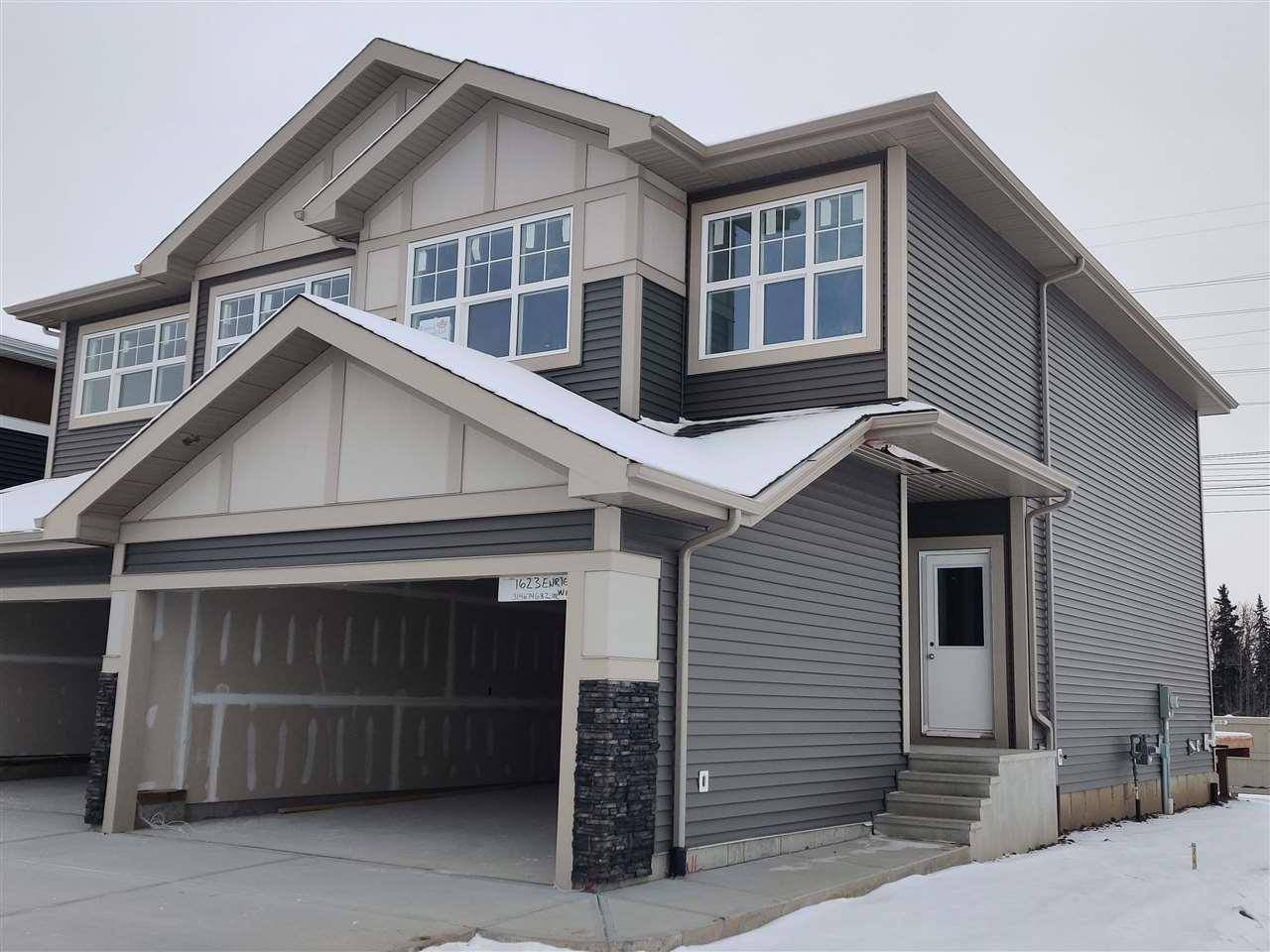 Townhouse for sale at 1623 Enright Wy Nw Edmonton Alberta - MLS: E4176722