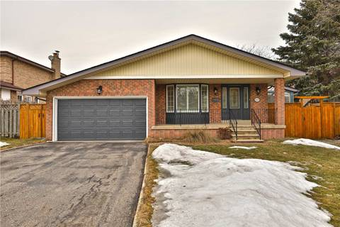 House for sale at 1623 Gallant Dr Mississauga Ontario - MLS: W4383408