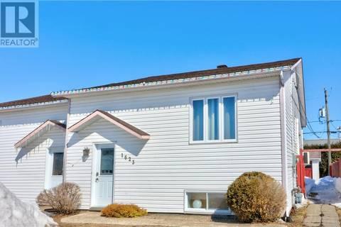 House for sale at 1623 Lansdowne St Hawkesbury Ontario - MLS: 1144014