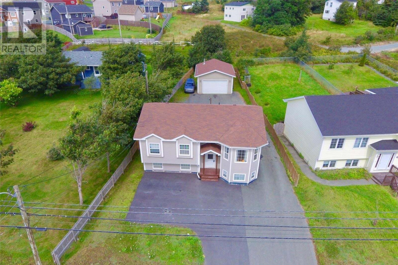 Home for sale at 1624 Topsail Rd Paradise Newfoundland - MLS: 1213371
