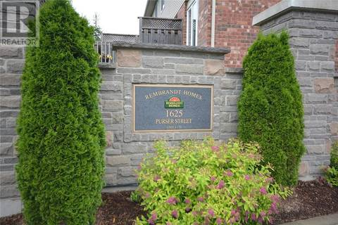 Townhouse for sale at 19 Purser St Unit 1625 London Ontario - MLS: 204112