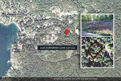 Home for sale at 1625 Evergreen Ln Bowen Island British Columbia - MLS: R2380464
