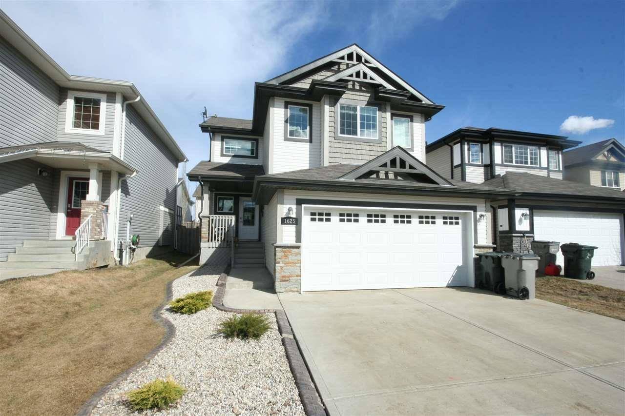 House for sale at 1625 Westerra Ave Stony Plain Alberta - MLS: E4187527