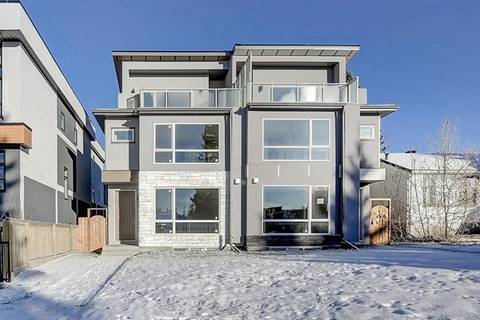 Townhouse for sale at 1626 20 Ave Northwest Calgary Alberta - MLS: C4278853