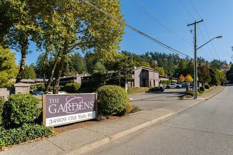 Townhouse for sale at 34909 Old Yale Rd Unit 1626 Abbotsford British Columbia - MLS: R2444573