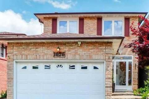 House for sale at 1626 Lewes Wy Mississauga Ontario - MLS: W4814565