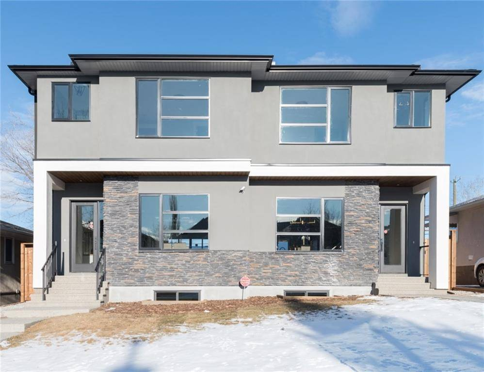 Townhouse for sale at 1626 Undefined 19 Ave Nw Capitol Hill, Calgary Alberta - MLS: C4260869