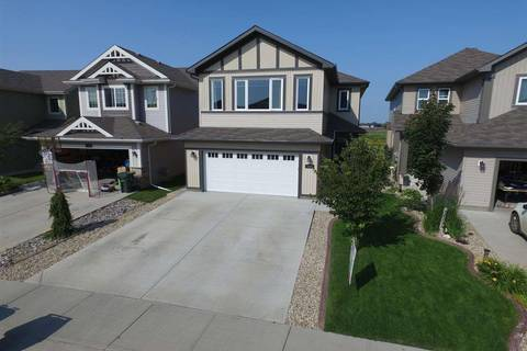 House for sale at 1626 Westerra Ave Stony Plain Alberta - MLS: E4139160