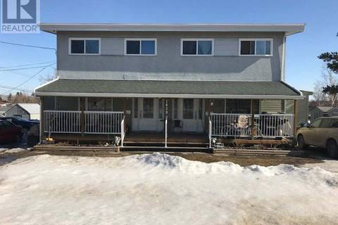 Townhouse for sale at 1628 116 Ave Dawson Creek British Columbia - MLS: 177163