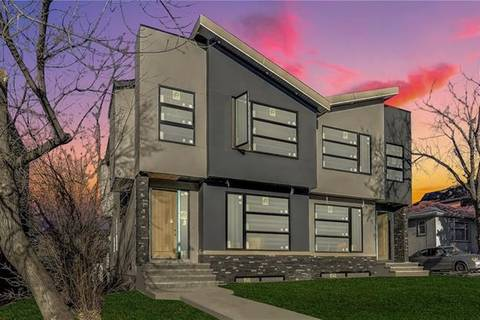 Townhouse for sale at 1628 18 Ave Northwest Calgary Alberta - MLS: C4241758