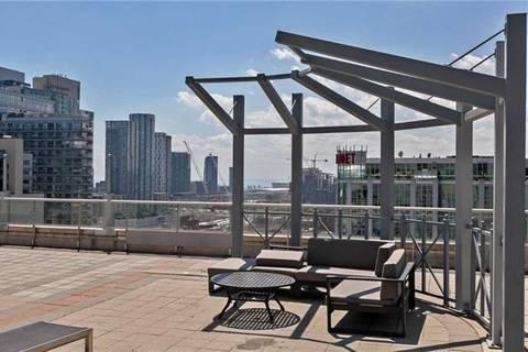 Apartment for rent at 250 Wellington St Unit 1628 Toronto Ontario - MLS: C4424379