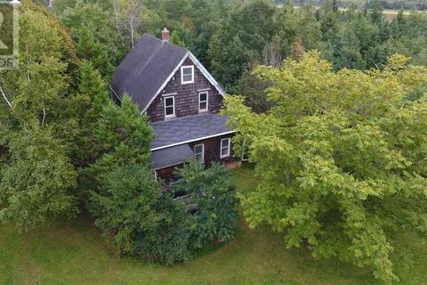 House for sale at 1628 Bangor Rd Morell Prince Edward Island - MLS: 201908616