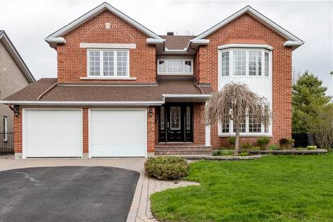 House for sale at 1628 Country Walk Dr Orleans Ontario - MLS: 1152583