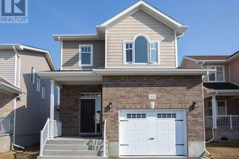 House for sale at 1628 Crimson Cres Kingston Ontario - MLS: K19001486