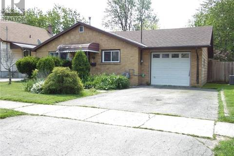 House for sale at 1629 Churchill Ave London Ontario - MLS: 199344