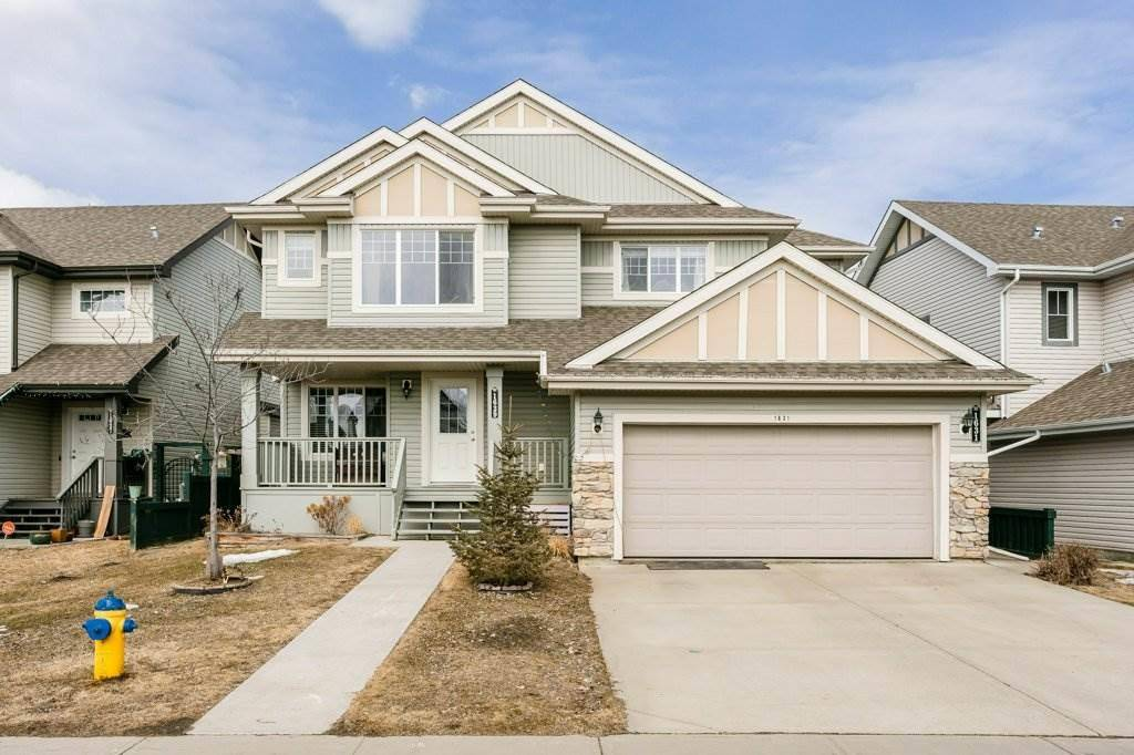 Townhouse for sale at 1629 Rutherford Rd Sw Edmonton Alberta - MLS: E4194330