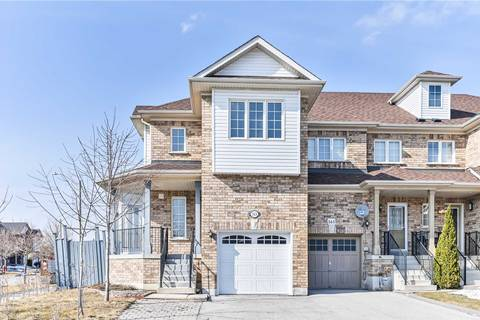 Townhouse for sale at 163 Amulet Cres Richmond Hill Ontario - MLS: N4390333