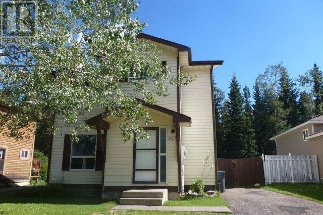 House for sale at 163 Ash Cres Tumbler Ridge British Columbia - MLS: 173594