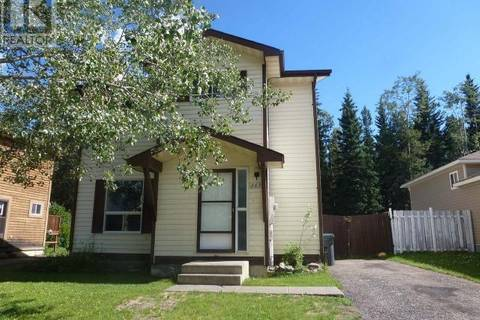 House for sale at 163 Ash Cres Tumbler Ridge British Columbia - MLS: 173594