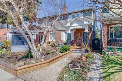 Townhouse for sale at 163 Bastedo Ave Toronto Ontario - MLS: E4425021