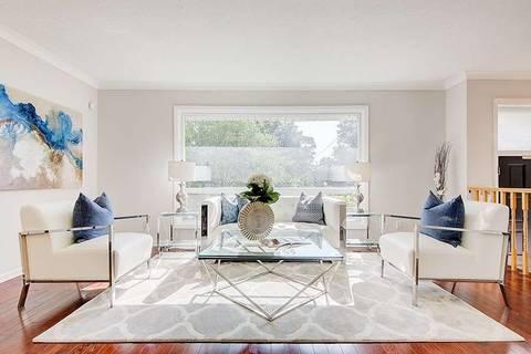 House for sale at 163 Broadlands Blvd Toronto Ontario - MLS: C4499458