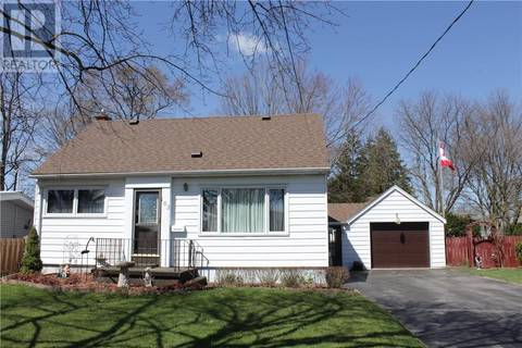 House for sale at 163 Burns St Strathroy Ontario - MLS: 187771