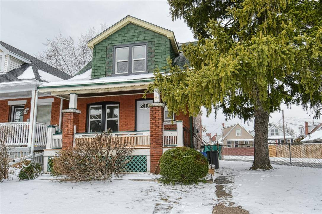 House for sale at 163 Cameron Ave N Hamilton Ontario - MLS: H4074939