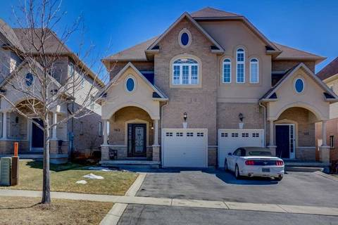 Townhouse for sale at 163 Chudleigh St Hamilton Ontario - MLS: X4394679