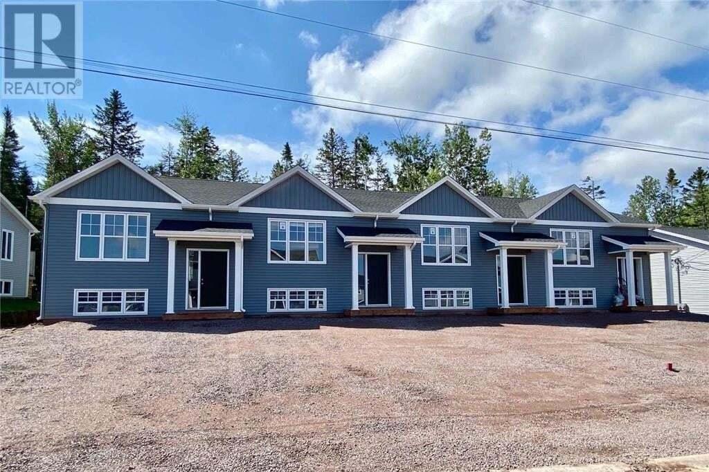 Townhouse for sale at 163 Des Erables  Dieppe New Brunswick - MLS: M128679