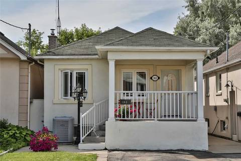 House for sale at 163 Donald Ave Toronto Ontario - MLS: W4619970