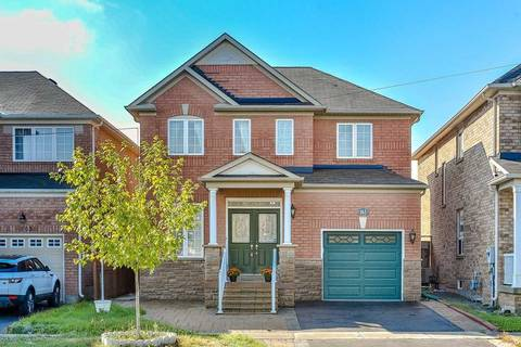 House for sale at 163 Edward Jeffreys Ave Markham Ontario - MLS: N4574734