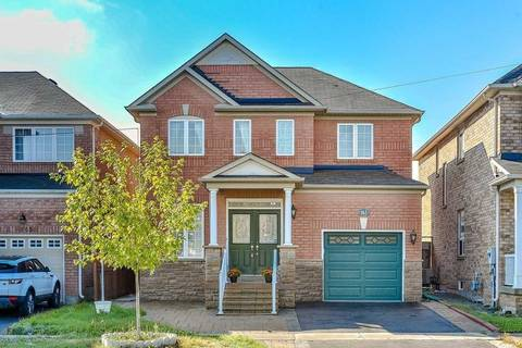House for sale at 163 Edward Jeffreys Ave Markham Ontario - MLS: N4610422