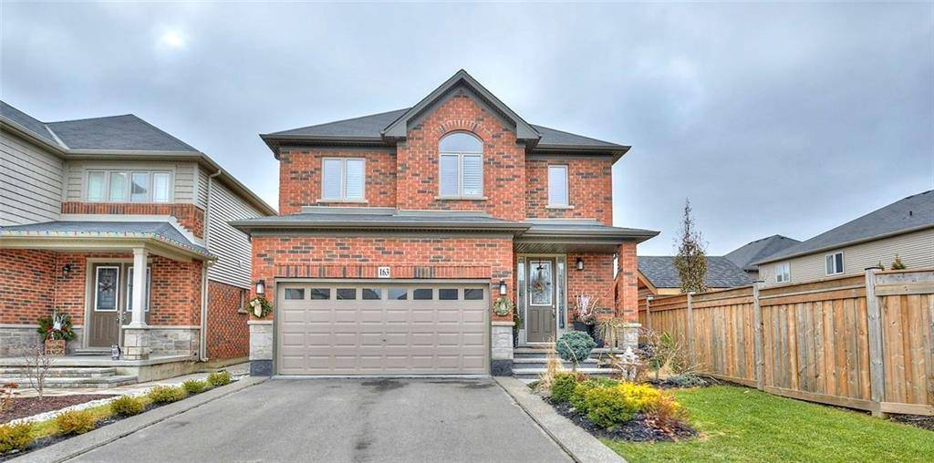 House for sale at 163 Gregorio Ave Ancaster Ontario - MLS: 30782732