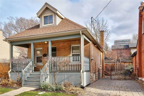 House for sale at 163 Hess St Hamilton Ontario - MLS: X4714526