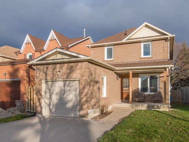 Sold: 163 Heydon Avenue, New Tecumseth, ON