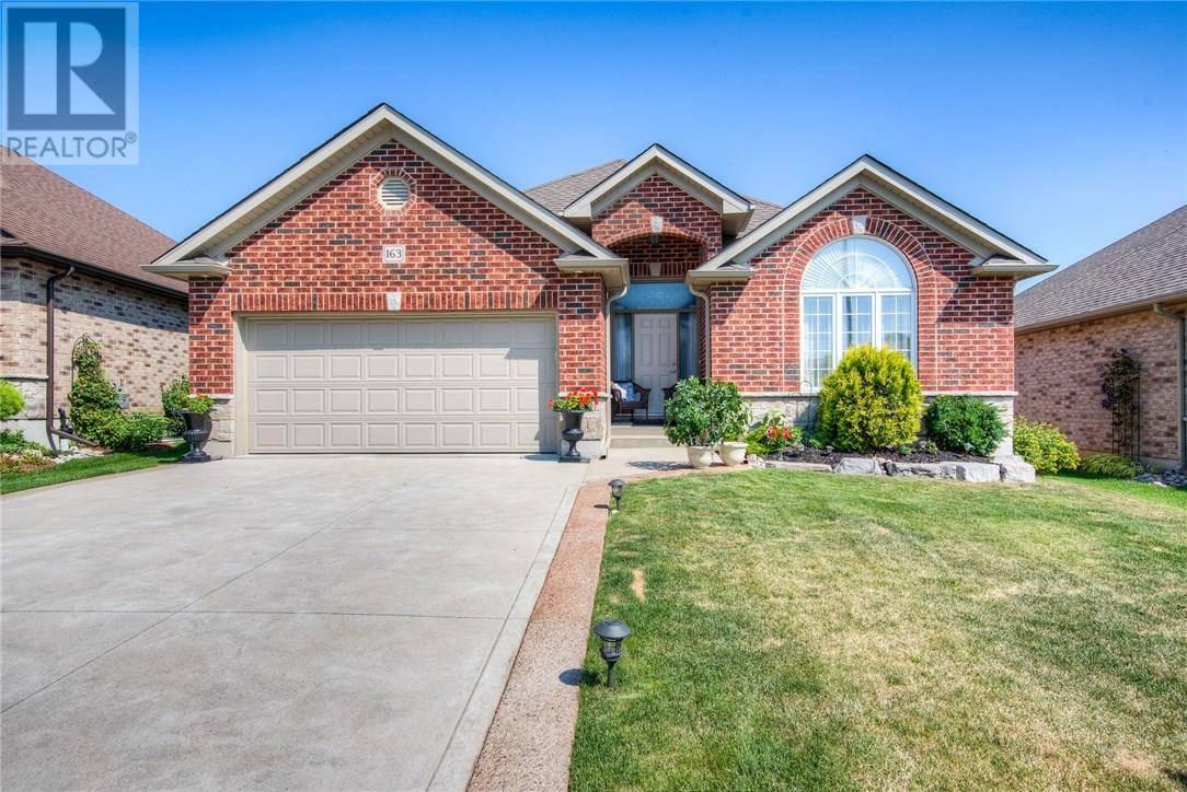 House for sale at 163 Hostetler Rd New Hamburg Ontario - MLS: 30755496