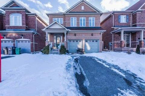 House for sale at 163 Iceland Poppy Tr Brampton Ontario - MLS: W4696358
