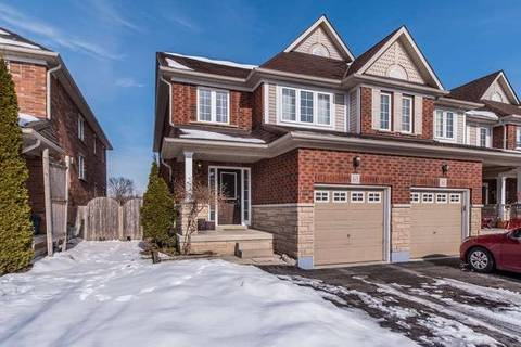 Townhouse for sale at 163 Lady May Dr Whitby Ontario - MLS: E4691590