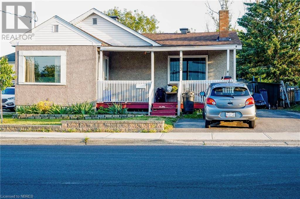 House for sale at 163 Lansdowne Ave North Bay Ontario - MLS: 201291