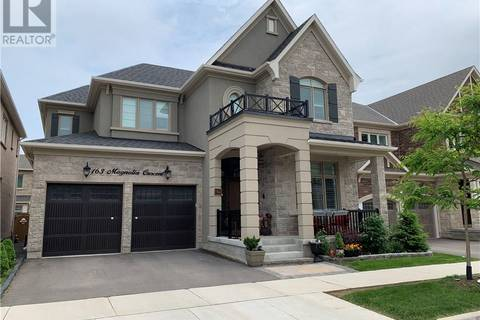 House for rent at 163 Magnolia Cres Oakville Ontario - MLS: 30746782