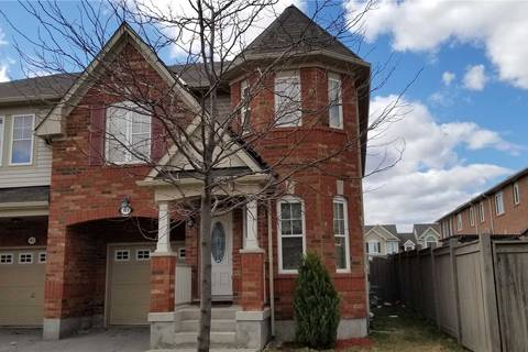 Townhouse for rent at 163 Mcdougal Crossing Blvd Milton Ontario - MLS: W4446696
