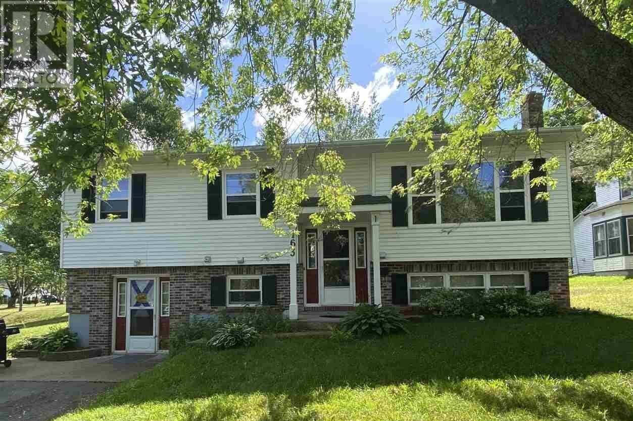 House for sale at 163 Oakdene Ave Kentville Nova Scotia - MLS: 201925069