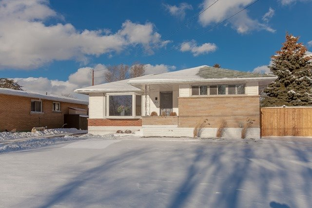 For Sale: 163 Queensdale Avenue, Hamilton, ON | 3 Bed, 2 Bath House for $449,000. See 20 photos!