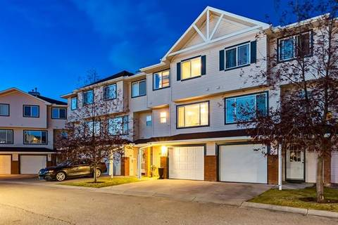 Townhouse for sale at 163 Rocky Ridge Ct Northwest Calgary Alberta - MLS: C4273768