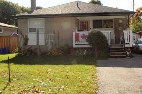 House for sale at 163 Tulloch Dr Ajax Ontario - MLS: E4953987