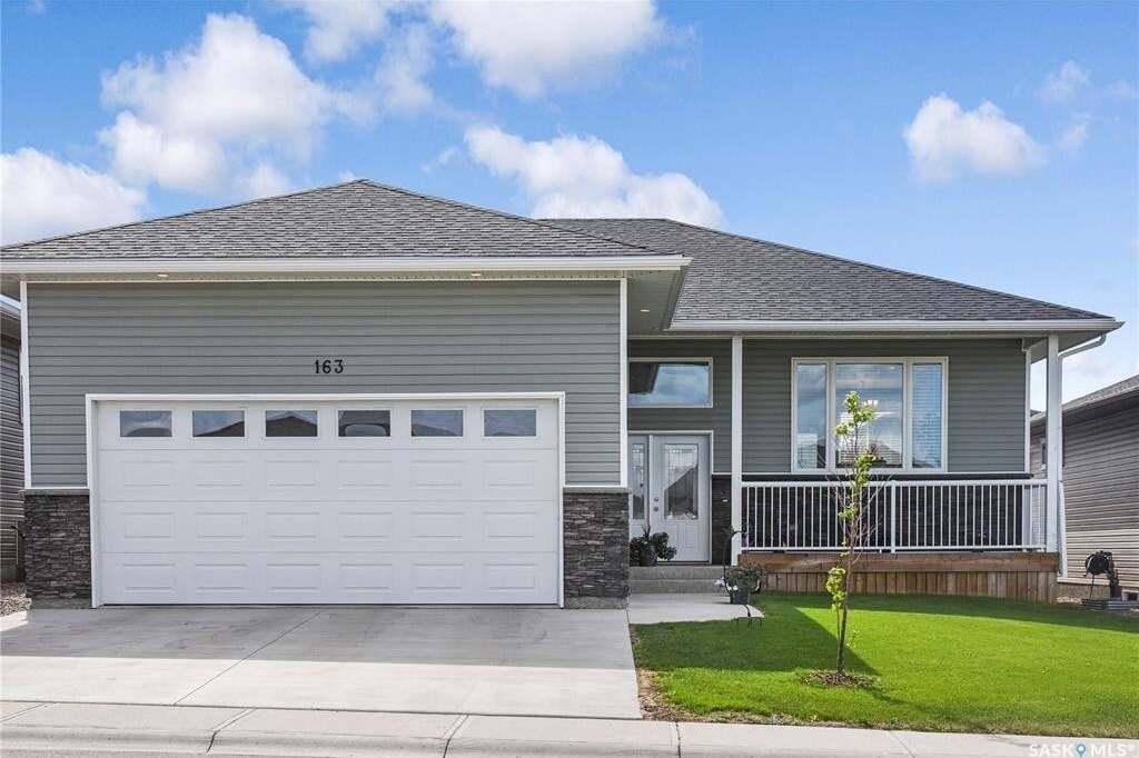 House for sale at 163 Wellington Dr Moose Jaw Saskatchewan - MLS: SK810873