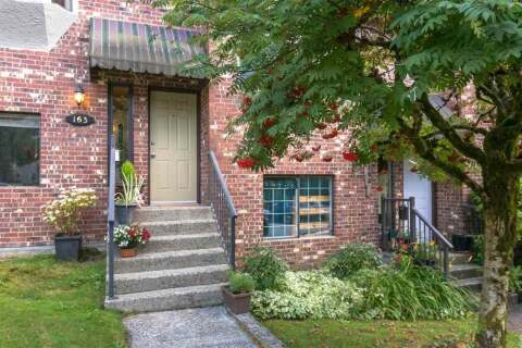 Townhouse for sale at 163 20th St W North Vancouver British Columbia - MLS: R2485708