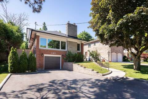 House for sale at 163 York Mills Rd Toronto Ontario - MLS: C4802500